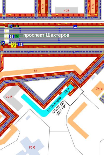 схема организации дорожного движения вблизи учреждения (3)