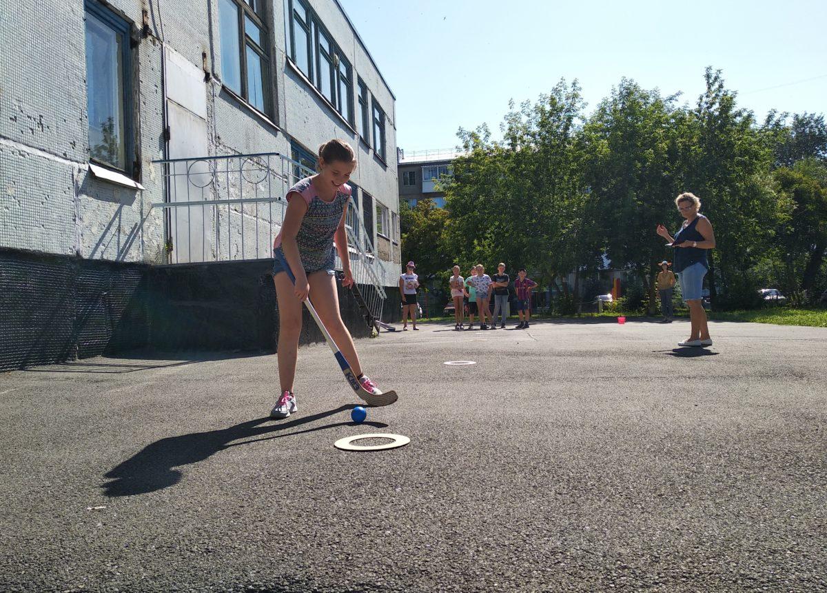 Играем в хоккей
