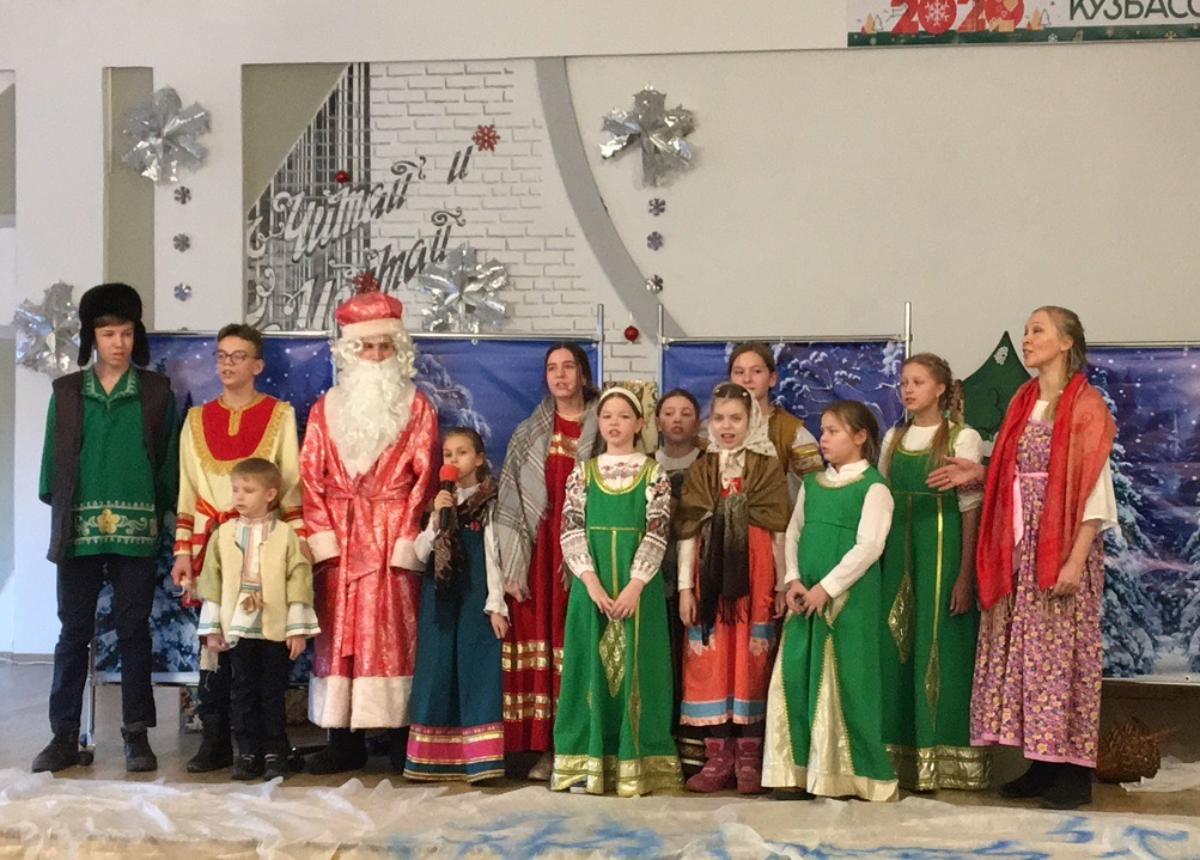 рождественская программа (2)