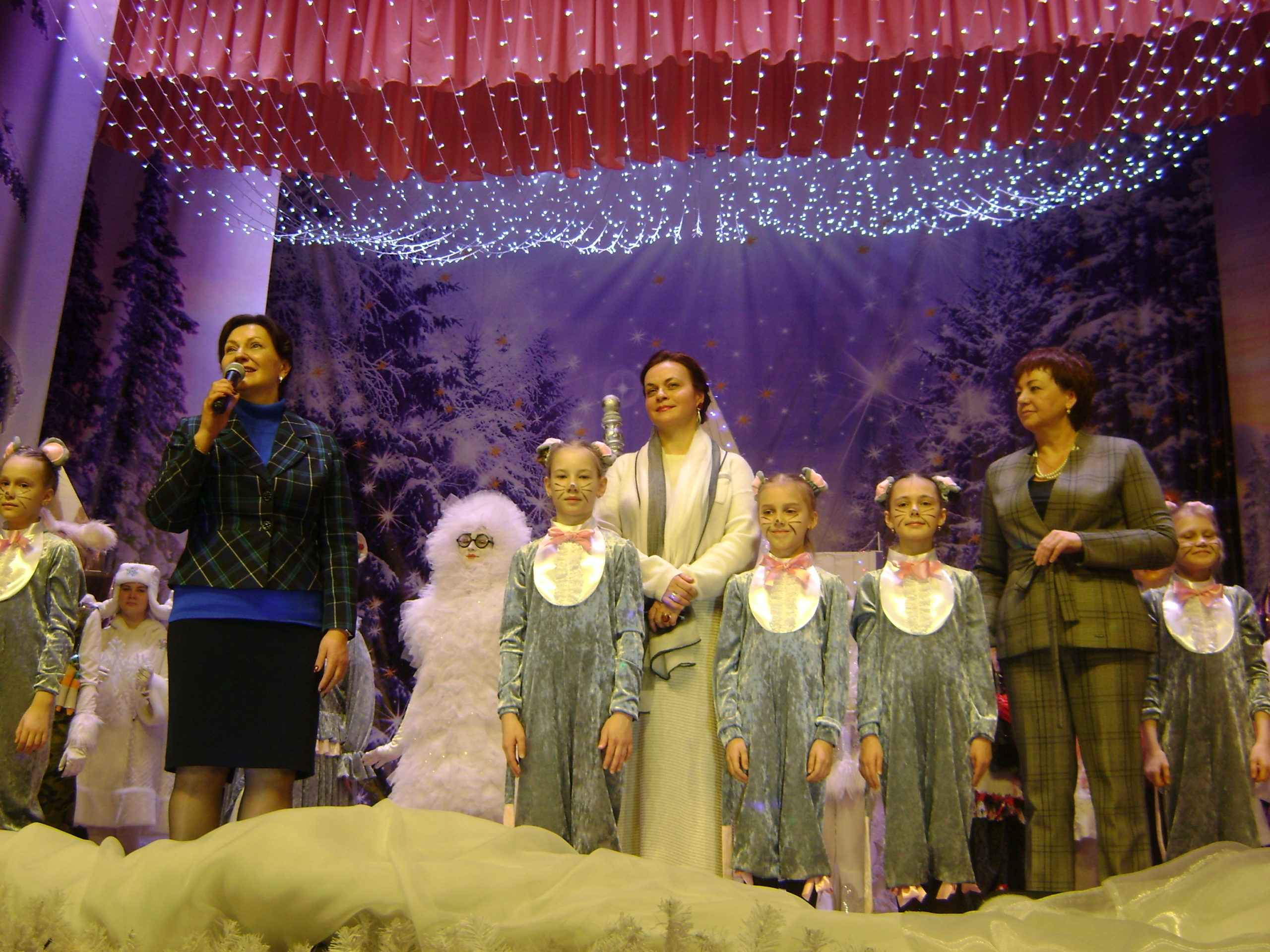 рождественские встречи друзей (2)