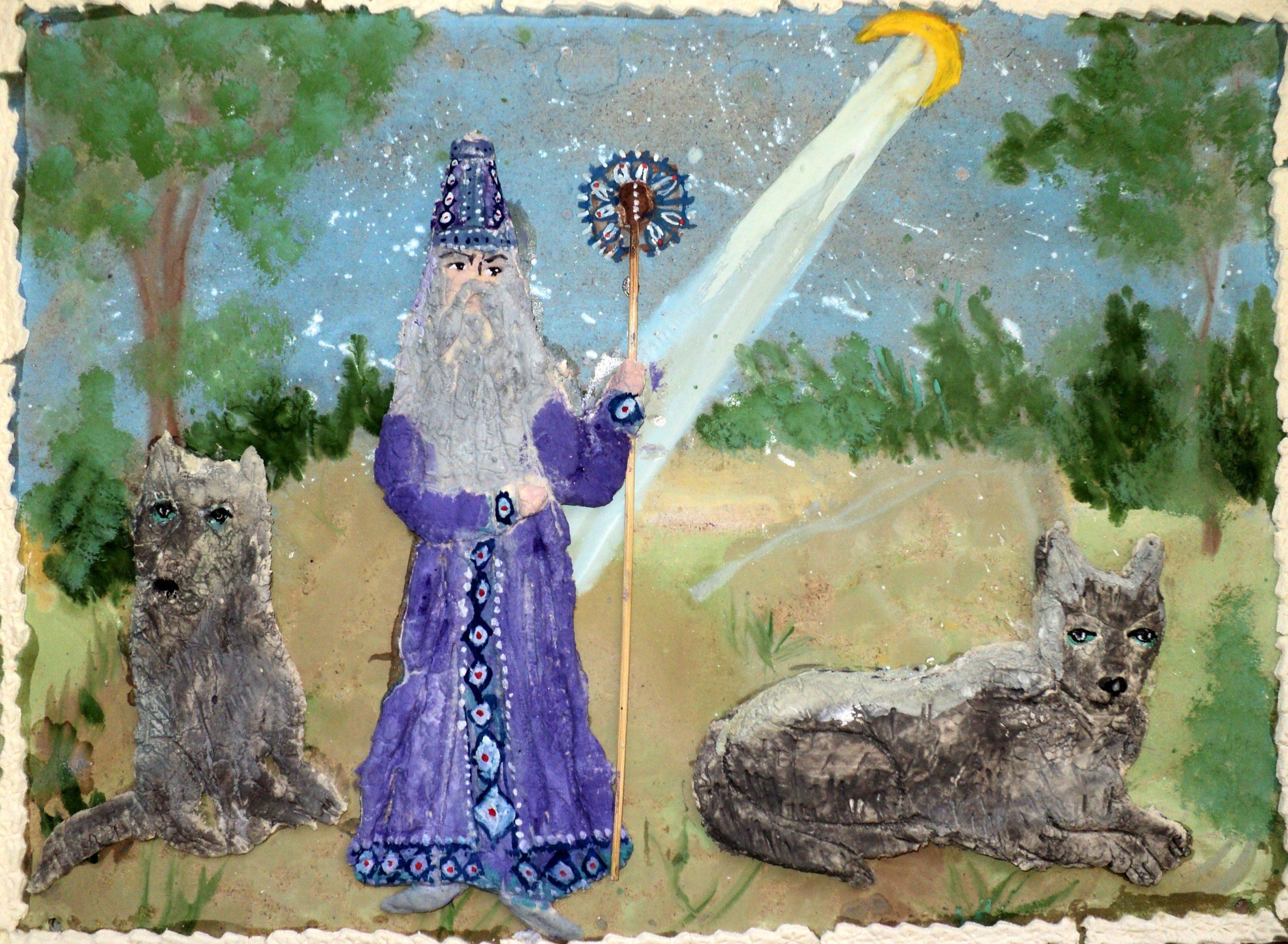 6. Хорс-волчий пастырь